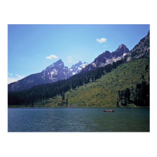 Jenny Lake Postcard