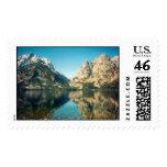 Jenny Lake Stamps