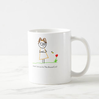jenny quips: brave girl coffee mugs