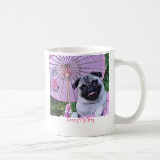 Jenny The Pug - Mug