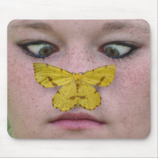 JennyButterfly Mouse Pad