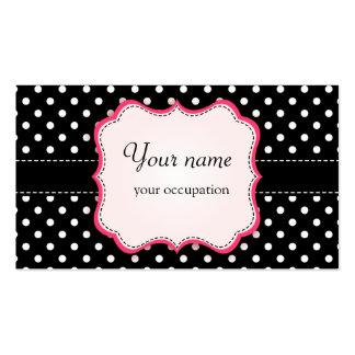 Jennyfer Bussiness Card Business Card