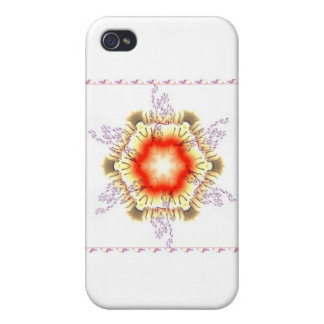 Jenny's Floral Design iPhone 4/4S Cover