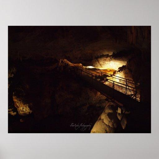 Jenolan Caves - The Bridge Posters