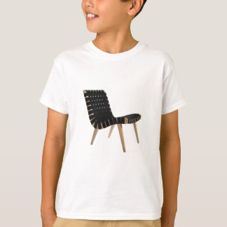 JENS RISOM by Knoll Mid-Century Modern Strap Chair T-Shirt