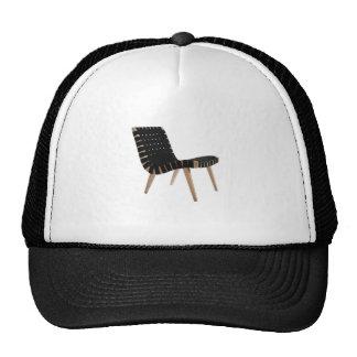 JENS RISOM por la silla moderna de la correa de Gorros