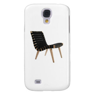 JENS RISOM por la silla moderna de la correa de lo Funda Para Galaxy S4