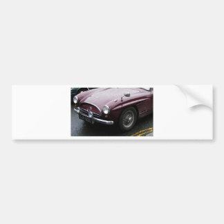 Jensen 541 Grille. Bumper Sticker