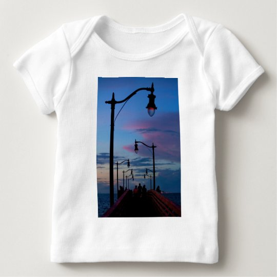 Jensen Beach Boardwalk Baby T-Shirt