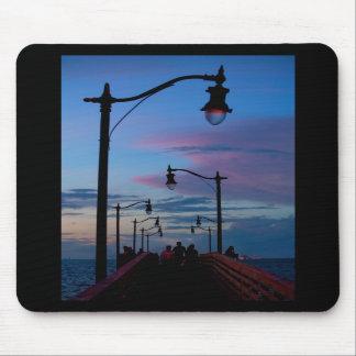 Jensen Beach Boardwalk mousepad