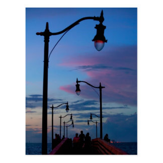 Jensen Beach Boardwalk postcard