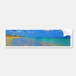 Jensen Beach Bumper Sticker