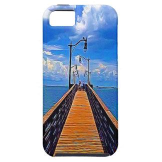 Jensen Beach Pier iPhone SE/5/5s Case
