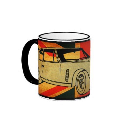 Jensen Interceptor Mug 2