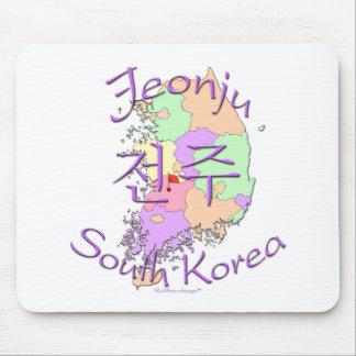 Jeonju South Korea Mouse Pad