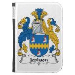 Jephson Family Crest Kindle 3G Case