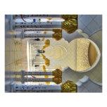 Jeque Zayed Grand Mosque Corridor Cojinete
