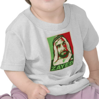Jeque Zayed Products Camiseta