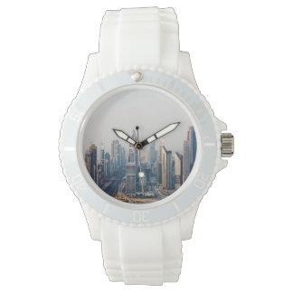 Jeque Zayed Road Reloj De Mano