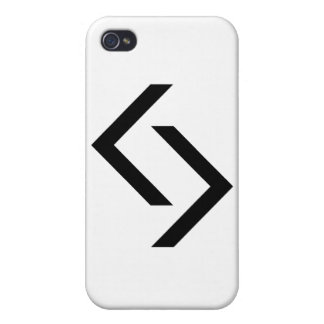 JERA RUNE COVER FOR iPhone 4