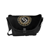 ☼ JERA - Rune of Time ☼ Small Messenger Bag