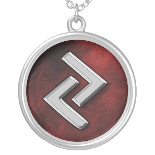 Jera Silver Plated Necklace