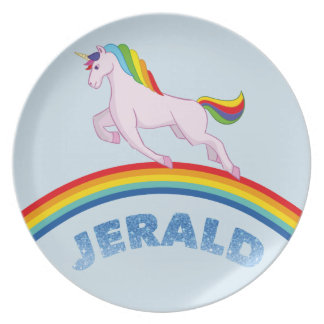 Jerald Plate for children