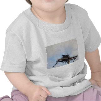 Jerarquía de cuervos en Ak Camiseta
