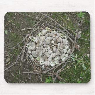 Jerarquía de la tierra tapete de ratón