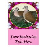 Jerarquía y flores de la paloma comunicados personales