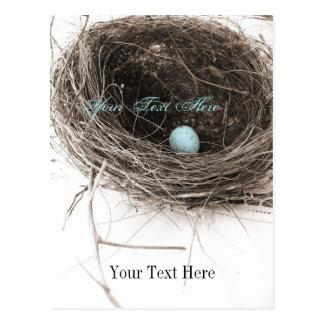 Jerarquía y huevo postales