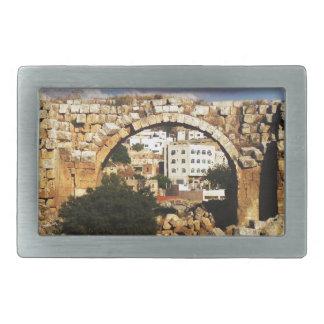 Jerash Roman Arch Belt Buckle
