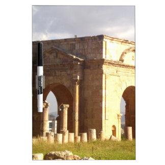 Jerash Roman Structure Dry-Erase Boards