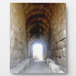 Jerash Roman Theater Hallway Photo Plaques