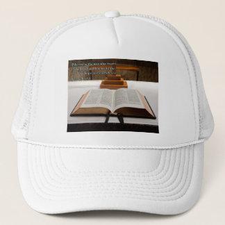 Jeremiah 17:7 Bible Trucker Hat