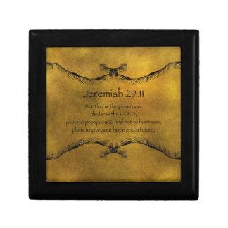 Jeremiah 29:11 gift box