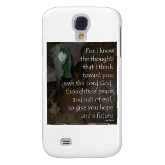 Jeremiah 29:11 hope for the future galaxy s4 case