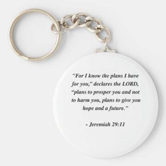 JEREMIAH 29 11 KEY CHAINS