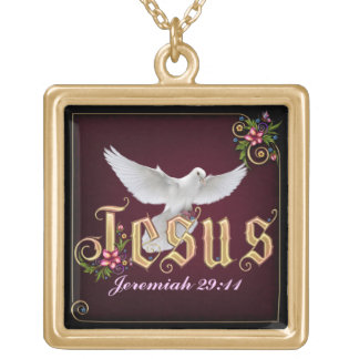 Jeremiah 29:11 Necklace