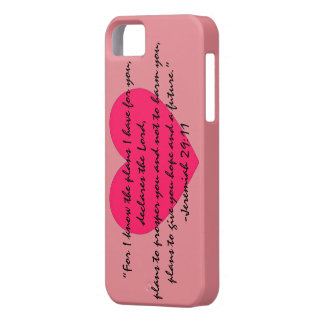 Jeremiah 29:11 Phone case iPhone 5 Case