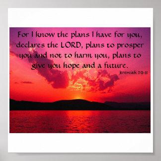 Jeremiah 29 11 print