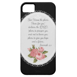 Jeremiah 29:11 Victorian Christian Gift iPhone 5 Case