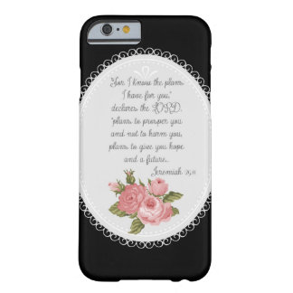 Jeremiah 29:11 Victorian Christian Gift iPhone 6 Case