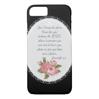 Jeremiah 29:11 Victorian Christian Gift iPhone 8/7 Case