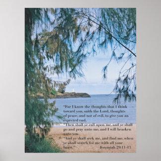Jeremiah 29 poster