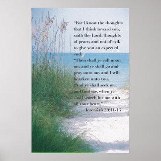 Jeremiah 29A Print