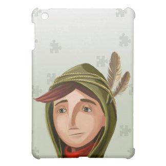Jeremiah cartoon character iPad Case