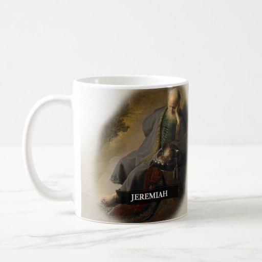 Jeremiah histórico tazas de café