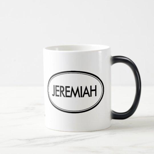 Jeremiah Magic Mug