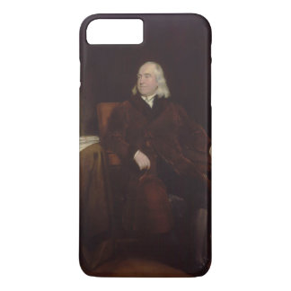 Jeremy Bentham by Henry William Pickersgill iPhone 8 Plus/7 Plus Case